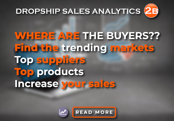 Increase sales with Dropshipping