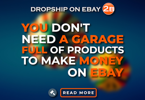 Drop shipping on eBay
