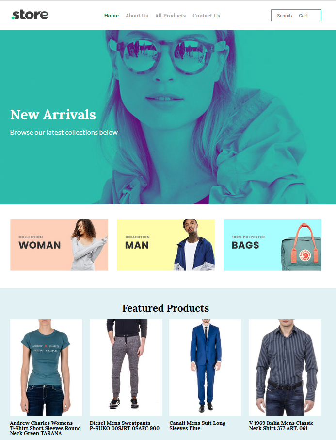 Push thousands of products to your Weebly store with just a few clicks