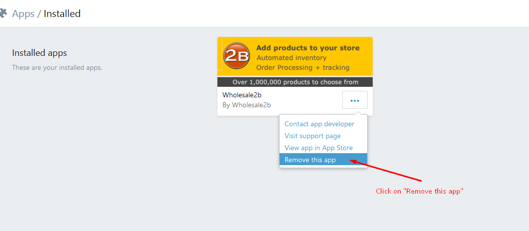 HOW TO CANCEL DROPSHIP SHOPIFY PLAN
