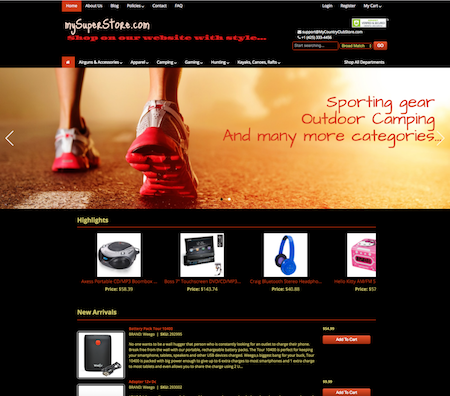turnkey dropship website with automated daily inventory updates