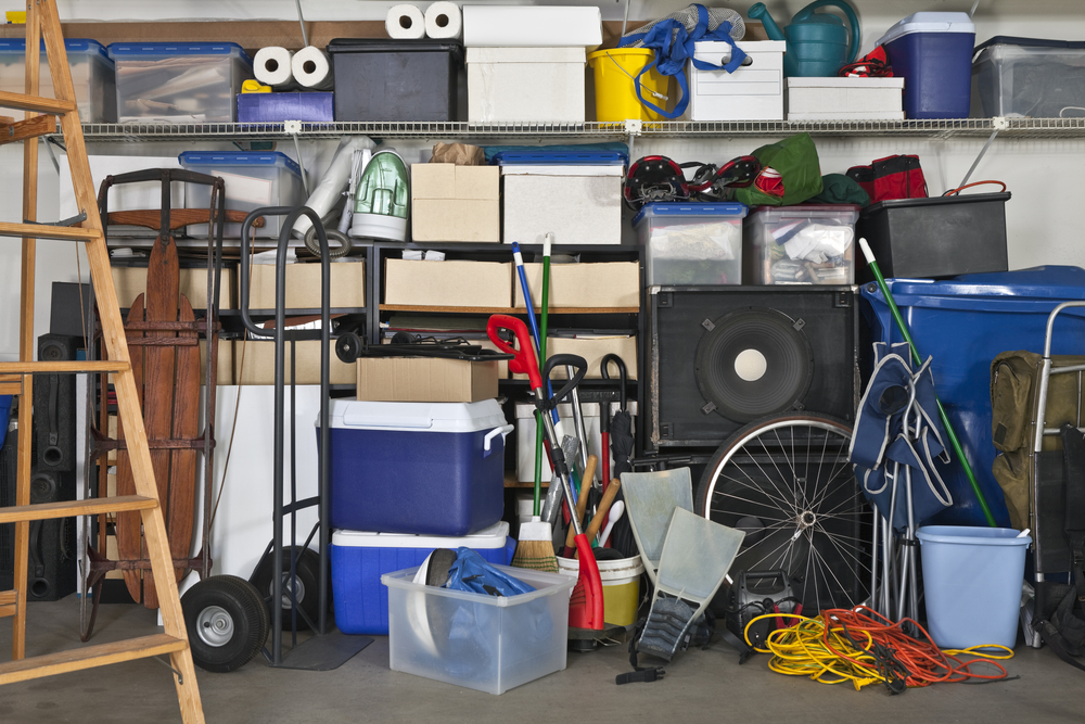 you don't need a garage full of junch to sell on eBay